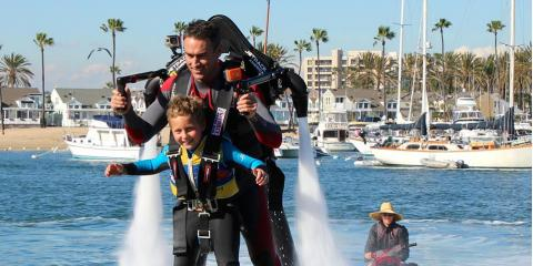 3 Things Your Kids Will Be Talking About After Using a Jet Pack, Honolulu, Hawaii