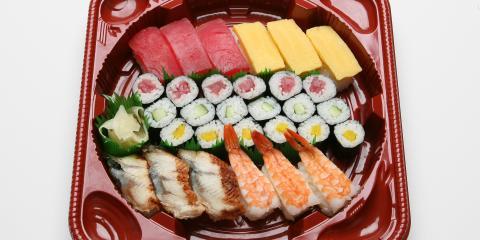 3 Signs of Fresh Sushi, Honolulu, Hawaii
