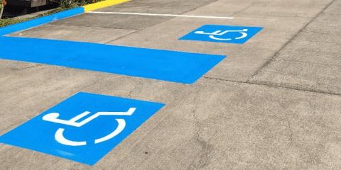 Is Your Honolulu Parking Lot Striping ADA Compliant?, Koolaupoko, Hawaii
