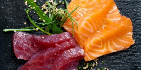 4 Health Benefits of Eating Raw Fish, Honolulu, Hawaii