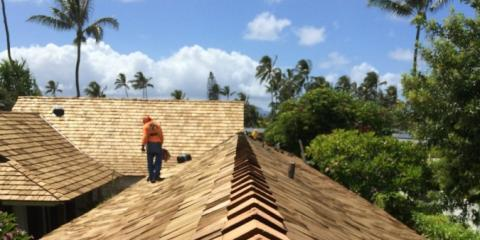 Which Residential Roofing Materials Are Right for Your Home?, Honolulu, Hawaii