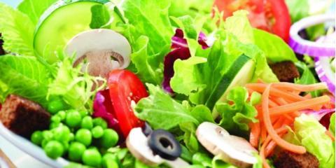 3 Reasons to Eat a Salad Before Dinner, Honolulu, Hawaii