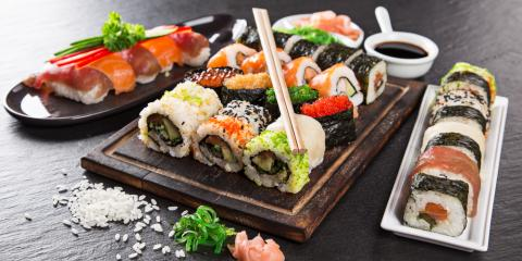 Become a Sushi Expert: How to Use Chopsticks, Honolulu, Hawaii