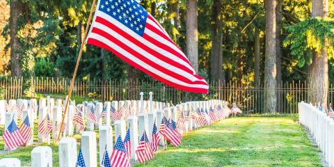 Headstone Options for Military Veterans, Honolulu, Hawaii