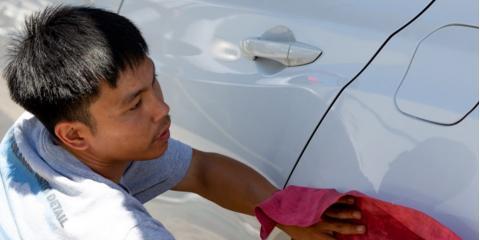 Auto Detail vs. Car Wash Services, Honolulu, Hawaii