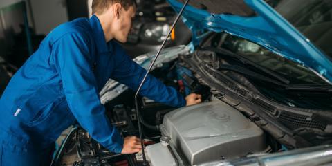3 Essential Fluids for Auto Maintenance, Honolulu, Hawaii