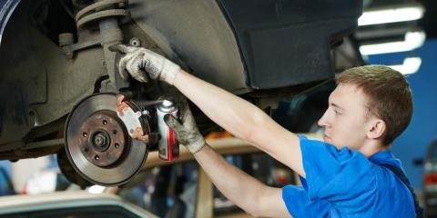 3 Auto Repair Tips for Squeaking Brakes, Honolulu, Hawaii