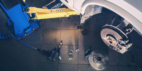 How to Choose the Right Brake Pads, Honolulu, Hawaii