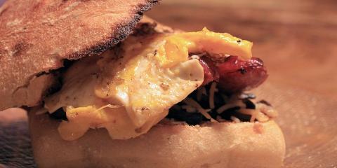 Hawaiian Breakfast Sandwich Ideas for Summer, Honolulu, Hawaii