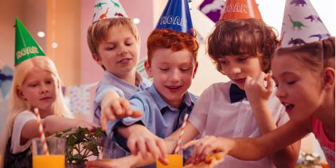 5 Catering Tips for a Kid's Party, Honolulu, Hawaii