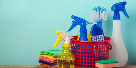 3 Toxic Chemicals in Cleaning Supplies You Should Avoid, Honolulu, Hawaii