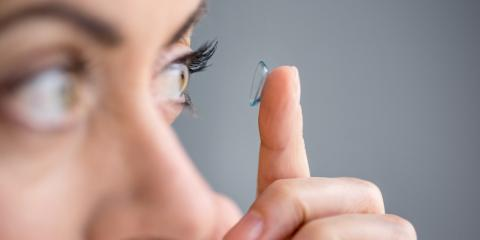 3 Essential Contact Lens Care Tips, Honolulu, Hawaii
