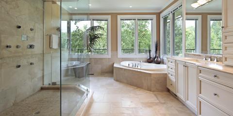 How to Design Bathrooms for Your New Custom House, Honolulu, Hawaii