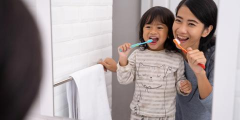4 Tips for Teaching Your Child to Floss, Ewa, Hawaii