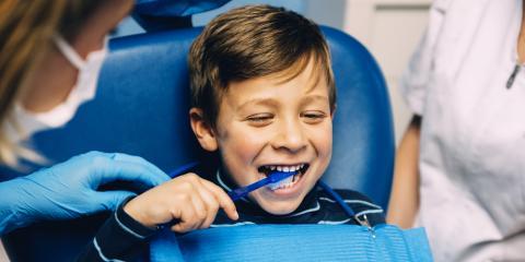 A Dental Care Professional Explains Fluoride Treatments, Honolulu, Hawaii