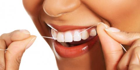Dentist Offers 4 Tips for Effective Flossing, Honolulu, Hawaii
