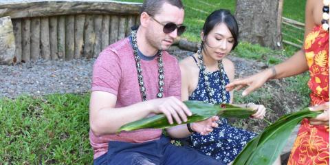 A Brief History of the Luau Leaf, Honolulu, Hawaii