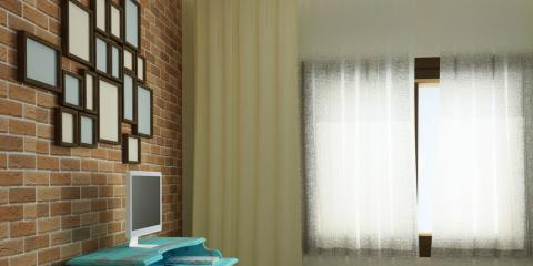 3 Differences Between Draperies & Roller Window Shades, Honolulu, Hawaii