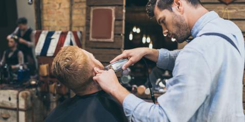 3 of the Best Haircuts for Men With Thinning Hair, Honolulu, Hawaii