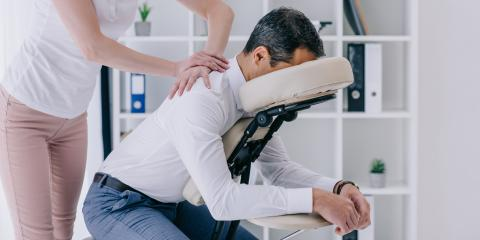 5 Reasons to Start Chair Massage Training, Honolulu, Hawaii