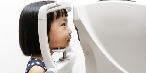 Renowned Ophthalmologist Discusses When to Schedule Pediatric Eye Exams, Ewa, Hawaii