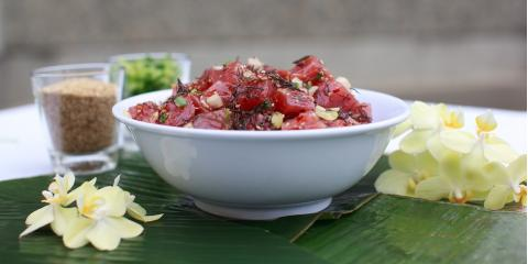 The Differences Between Ahi Poke & Ceviche, Honolulu, Hawaii