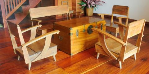 The Do's & Don'ts of Caring for Solid Wood Furniture, Honolulu, Hawaii
