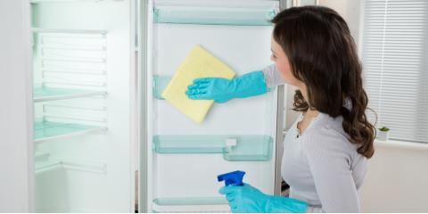 6 Steps for Cleaning Your Refrigerator, Honolulu, Hawaii