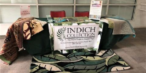 A Guide to Indich Collection's Unique Hawaiian Rugs®, Honolulu, Hawaii