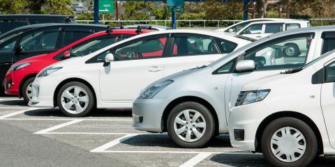How Do I Prepare for Parking Lot Restriping?, Koolaupoko, Hawaii