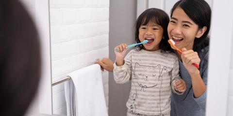 4 Cavity Treatments for Children, Honolulu, Hawaii