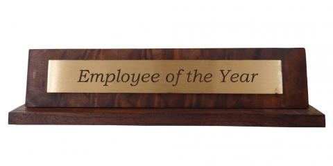 Award Your Employees With an Appreciative Plaque, Honolulu, Hawaii