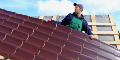 3 Benefits of Metal Roofing, Ewa, Hawaii