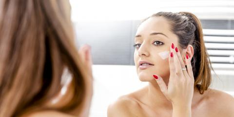 5 Causes of Oily Skin, Honolulu, Hawaii