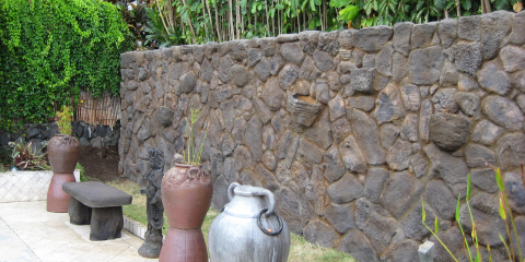 3 Reasons to Choose Stone Veneer for a Wall, Honolulu, Hawaii