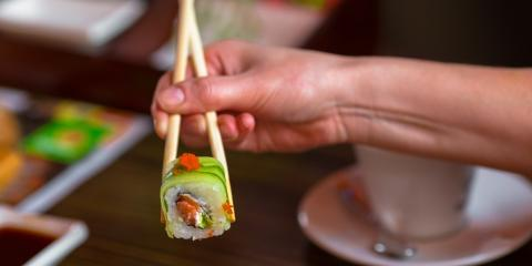 3 Tips for Good Sushi Bar Etiquette, Honolulu, Hawaii