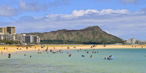 How Waikīkī Became the State's Most-Popular Vacation Spot, Honolulu, Hawaii