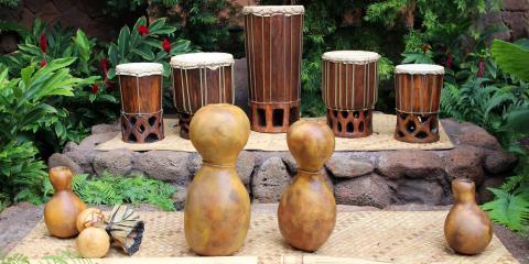 A Guide to Hawaiian Hula Instruments, Honolulu, Hawaii