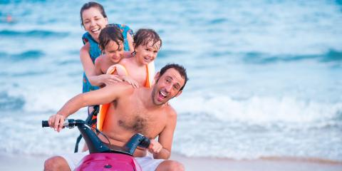 Jet Ski and Other Fun Activities for Families With Kids, Honolulu, Hawaii