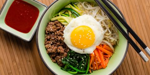 3 Health Benefits of Korean Food, Honolulu, Hawaii