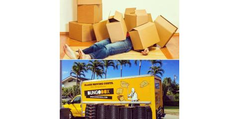 Why BungoBox Moving Containers Make Kaka'ako Condo Managers Happy, Honolulu, Hawaii