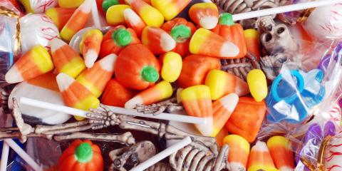 Pediatric Dentist's Top Recommendations for Halloween Candy, Ewa, Hawaii