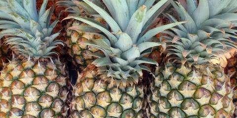 Pineapple Distributors Discuss 3 Reasons to Purchase Locally Grown Fruits, Honolulu, Hawaii