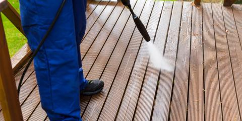 4 Surfaces That Can Benefit From Pressure Washing, Honolulu, Hawaii