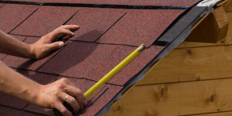 5 Benefits of Asphalt Shingles, Honolulu, Hawaii