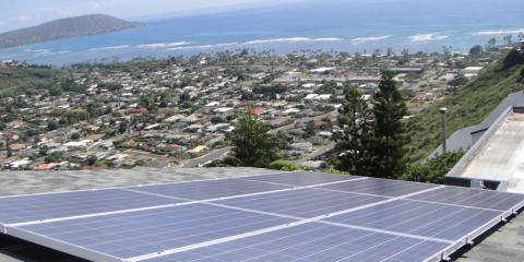 Will My Solar Panels Work When It's Overcast?, Honolulu, Hawaii