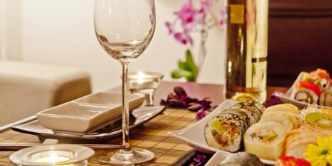 3 Mouthwatering Sushi & Drink Pairings, Honolulu, Hawaii