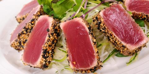Is Ahi Healthy for You?, Honolulu, Hawaii