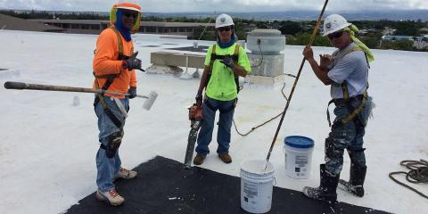 3 Waterproofing Solutions for Your Leaky Roof, Honolulu, Hawaii