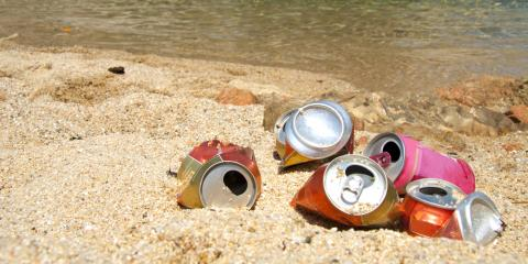 How Recycling Beach Trash Benefits Everyone, Honolulu, Hawaii